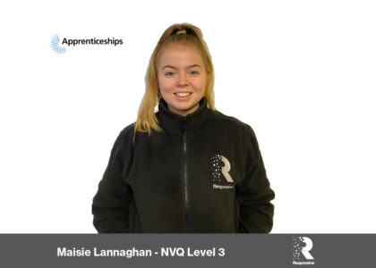 Employee Spotlight – Maisie Lannaghan – National Apprenticeship Week 2020