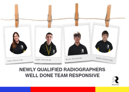 Responsive NDT Employee Qualification Quadruple in Radiography
