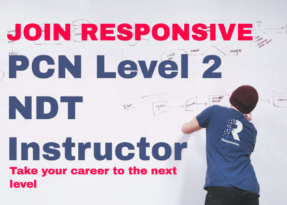 NEW Job Position – Non-Destructive Testing Instructor